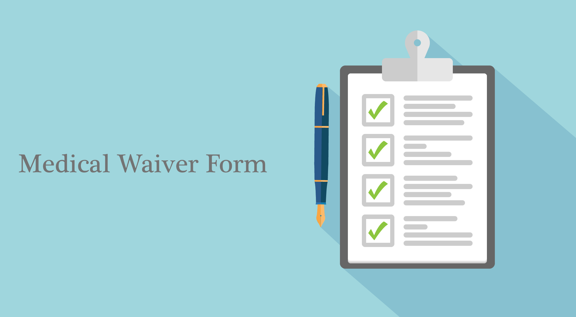 LIG- Medical Waiver Form Pic